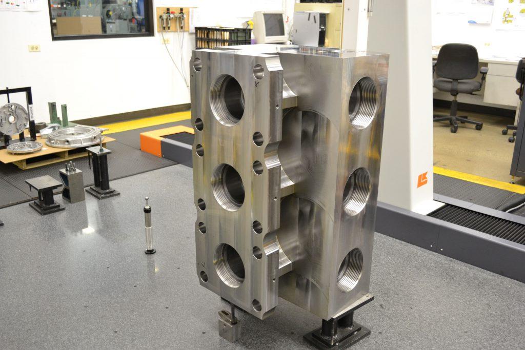 Acme OEM Energy parts | Triplex Fluid End