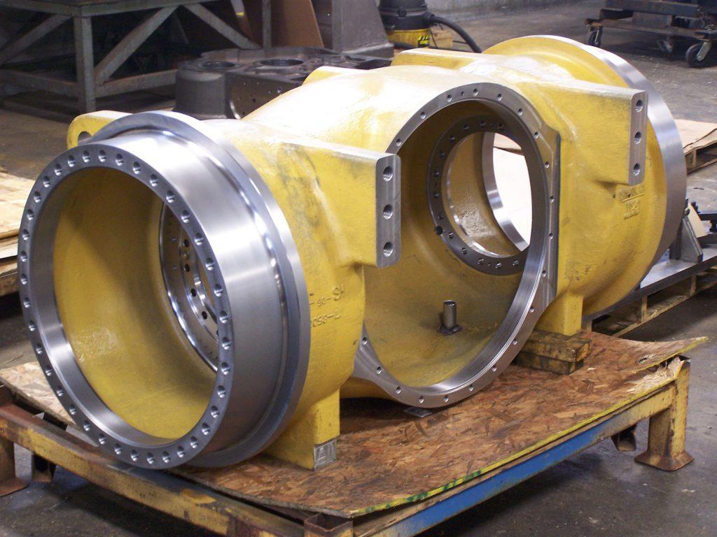 Acme OEM Mining parts | Motor Grader Rear Axle