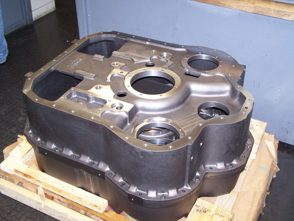 Acme OEM Transportation parts | Marine Transmission Housing Assembly
